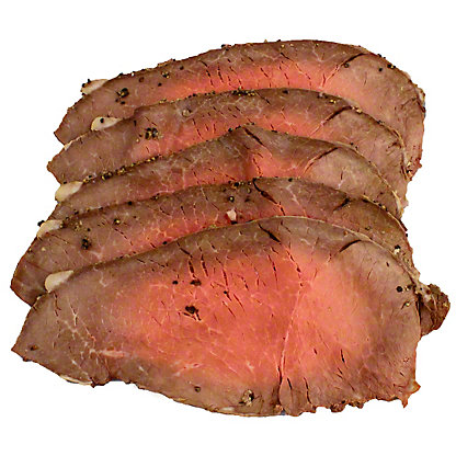Central Market In-House Roasted Angus Roast Beef, lb