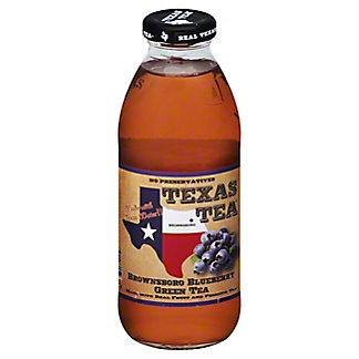 Texas Tea Green Nacogdoches Blueberry Tea,16 oz