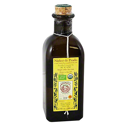 Nunez De Prado Organic Extra Virgin Olive Oil, 500ML