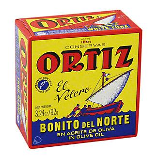 Ortiz Bonito del Norte Tuna In Olive Oil, 92 GR