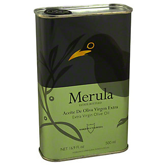 Merula Extra Virgin Olive Oil, 500 ML