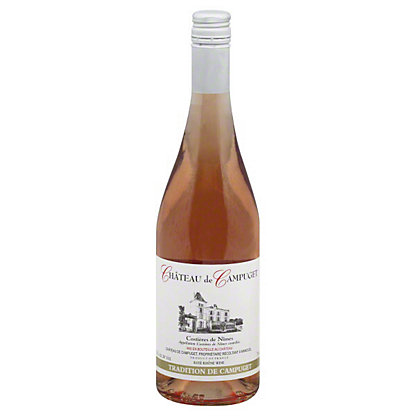 Chateau de Campuget Rose, 750 ML