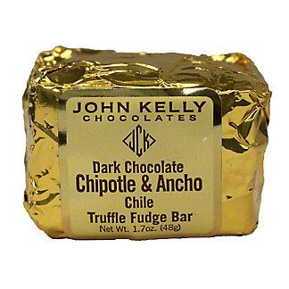 JOHN KELLY CHOCOLATES John Kelly Truffle Fudge Dark Chocolate Chipotle Ancho,1.7OZ