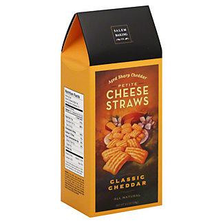 Salem Baking Co. Petite Cheese Straws Cheddar Cheese,4.5 OZ