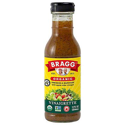 Bragg Healthy Organic Vinaigrette, 12 oz