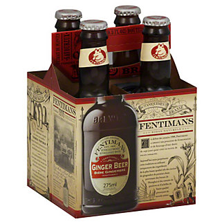 Fentimans Ginger Beer 6/4PK, 4.00 ea