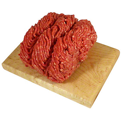 Central Market Natural Angus Beef Ground Chuck 80% lean, lb