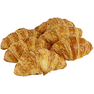 Central Market Mini French Butter Croissants, 6 ct