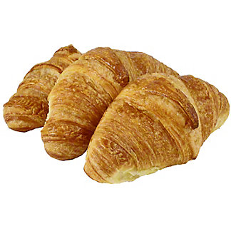 Central Market French Butter Croissants, 3 ct