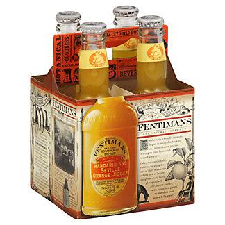 Fentimans Mandarin & Seville Orange Jigger 4PK, 4 ct
