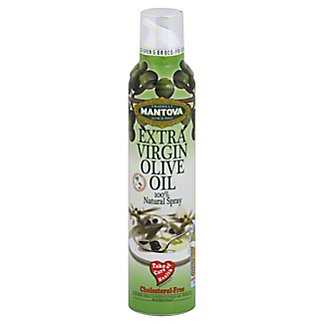 Mantova 100% Natural Italian Evoo Spray,227 ML