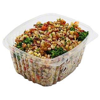 CENTRAL MARKET Farro Vegetable Salad with Mint,LB
