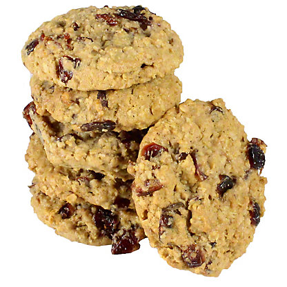 Oatmeal Cranberry Orange Cookies 6 Count, EACH