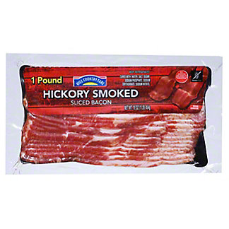 Hill Country Fare Hardwood Smoked Bacon,16 OZ