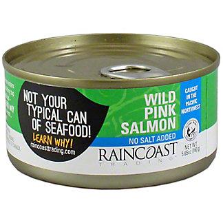Raincoast Trading Wild Pink Salmon No Salt,5.65 oz