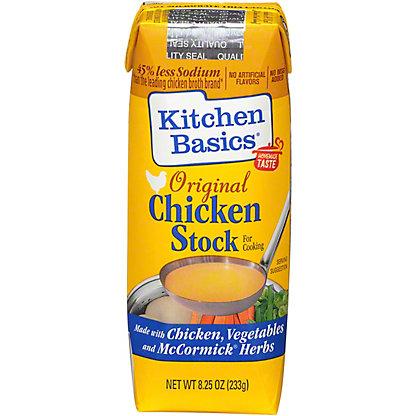 Kitchen Basics Original Chicken Cooking Stock, 8.25 oz