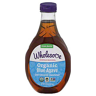 Wholesome Organic Blue Agave, 44 oz