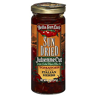 Bella Sun Luci Sun Dried Julienne Cut Tomatoes, 8.5 oz
