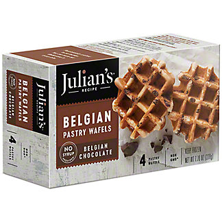 Julian's Recipe Belgian Chocolate Waffles,9.88 OZ