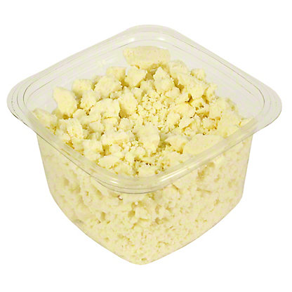 Dimitri Traditional Crumbled Feta,sold by the pound