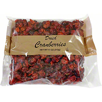Nature's Eats Dried Cranberries,11 OZ