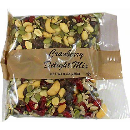 Central Market Cranberry Delight Mix, 9 oz