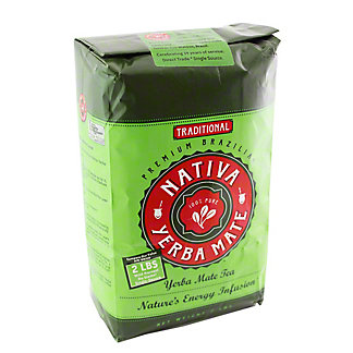 NATIVA YERBA MATE Nativa Yerba Mate Tea,2 LB
