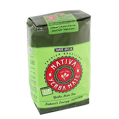 NATIVA YERBA MATE Nativa Yerba Mate Tea Suave - Mild,1 LB