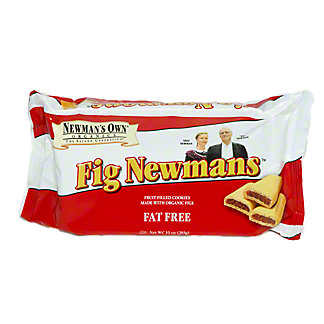 Newman's Own Organics Fig Newman's Fat Free Fruit Filled Cookies,10.00 oz