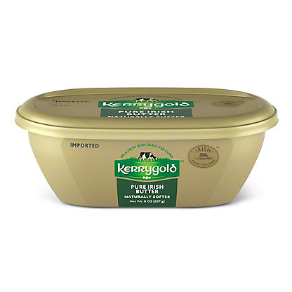 Kerrygold Pure Irish Naturally Softer Butter, 8 oz