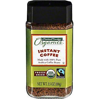 Central Market Organics Instant Coffee, 3.5 oz