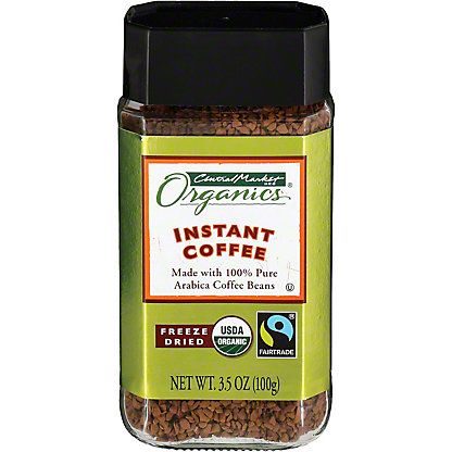 Central Market Organics Instant Coffee, 3.5 oz