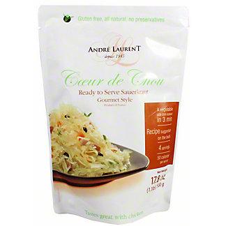 Andre Laurent Gourmet Style Sauerkraut, 17.8 OZ