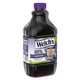 Welch's 100% Grape Juice,64 OZ
