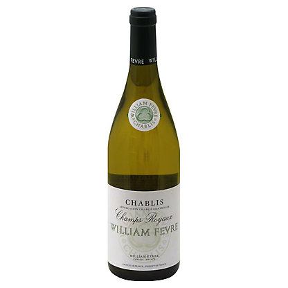 William Fevre Chablis Champs Royaux,750 ML