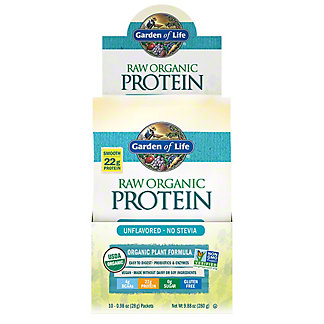 Garden of Life Raw Organic Protein,15 CT