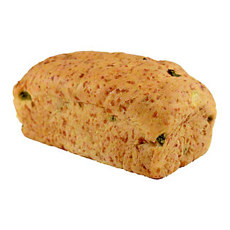 Central Market Cheddar Hatch Pepper Mini Loaf, Ea