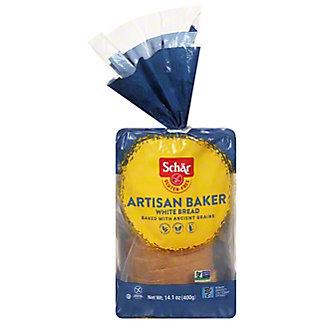 Schar Classic White Gluten Free Bread,14.1 oz