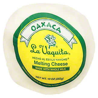 La Vaquita Oaxaca Melting Cheese,10 OZ