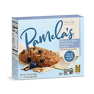 Pamela's Oat Blueberry Lemon Whenever Bars, 5 ct