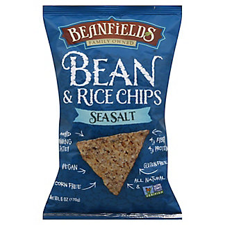 Beanfields Sea Salt Chips, 6 oz
