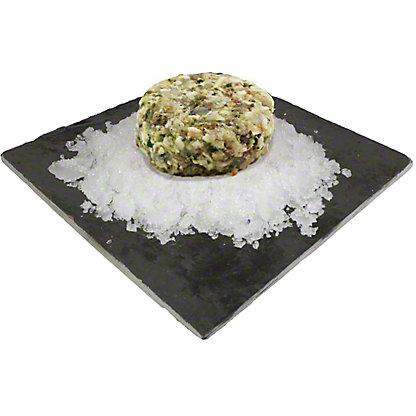 CENTRAL MARKET Shrimp Diablo Patty,EACH