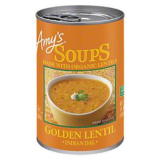 Amy's Indian Dal Golden Lentil Soup,14.4 OZ