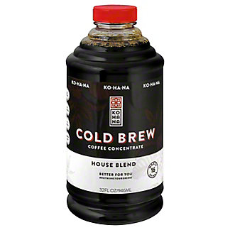 Kohana Original Organic Cold Brew Coffee Concentrate, 32 oz