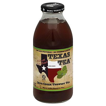 Texas Tea Dove Creek Unsweetened Tea,16 OZ