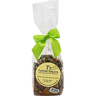 Toffee Treats Dark Chocolate Almond Toffee, 8 OZ