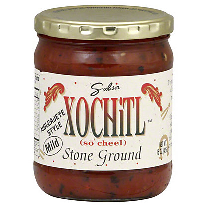 Xochitl Stone Ground Mild Salsa,15 OZ