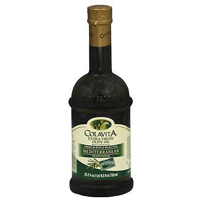 Colavita Traditional Mediterranean Extra Virgin Olive Oil,25.5 OZ