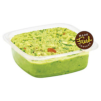 Fresh Spicy Guacamole, 7 oz