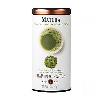 The Republic of Tea Matcha Green Tea Powder,1.5 OZ